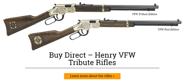 Henry VFW Rifle
