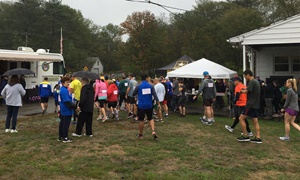 Upton VFW Post Hosts 5K