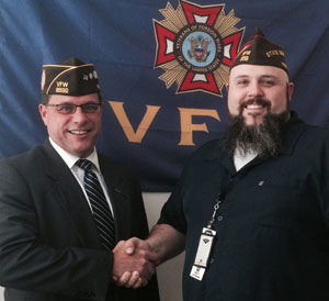 VFW Advocates Join Forces to Help