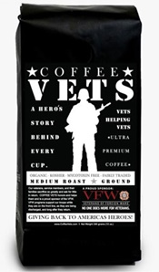 COFFEE-VETS Joins Forces with the VFW