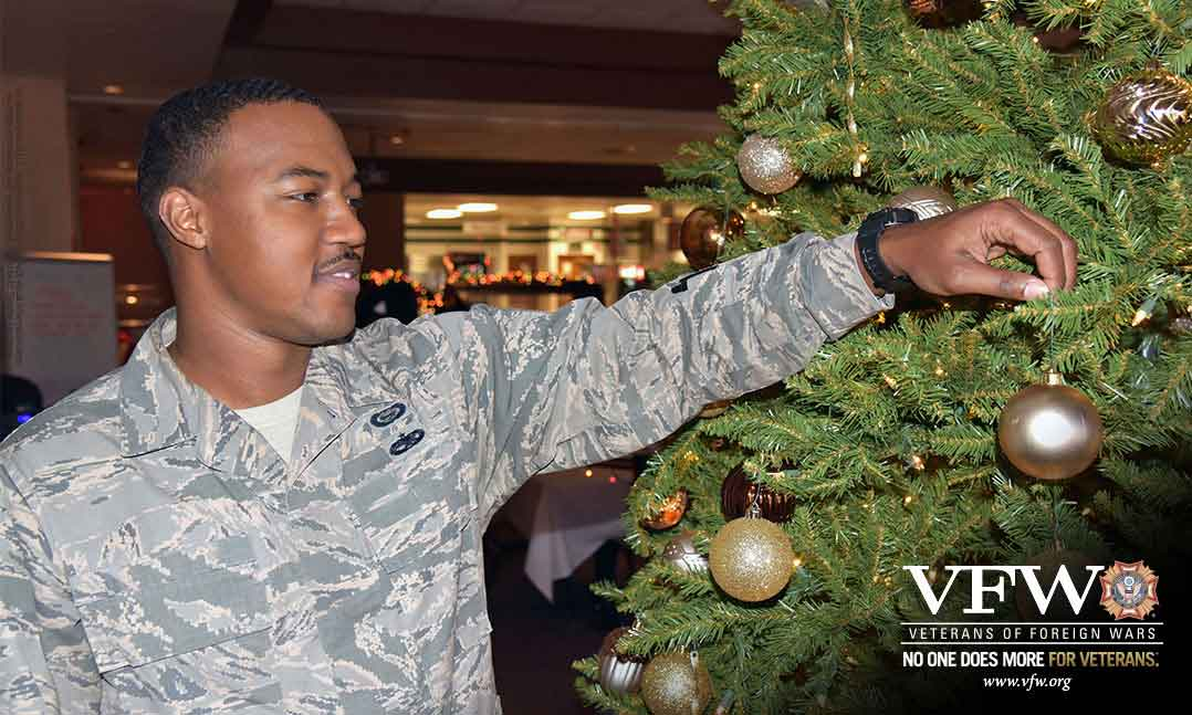 US Soldier Christmas