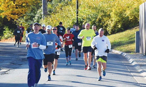 Student Vets Host Run to Remember