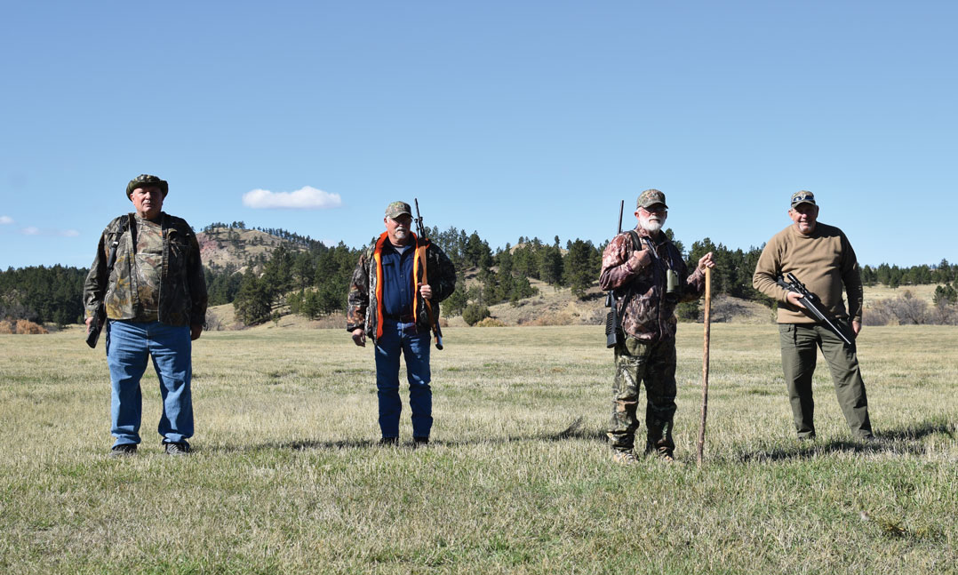 VFW antelope hunt