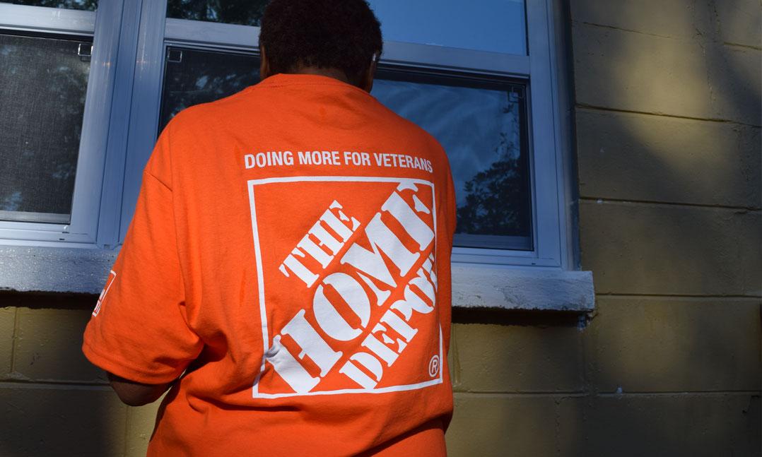 5fe2220e2 The Home Depot Opens Its 2019 Community Impact Grant - VFW