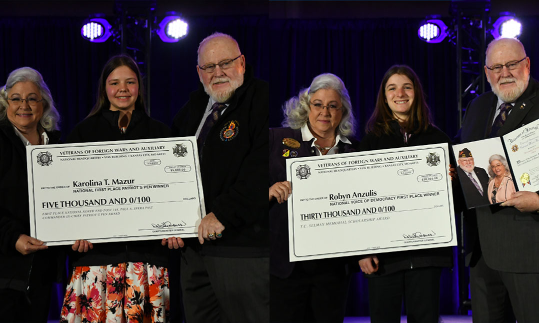 Youth scholarships vfw