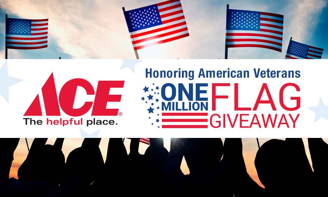 VFW, Ace Hardware Honor Veterans with 1 Million American
