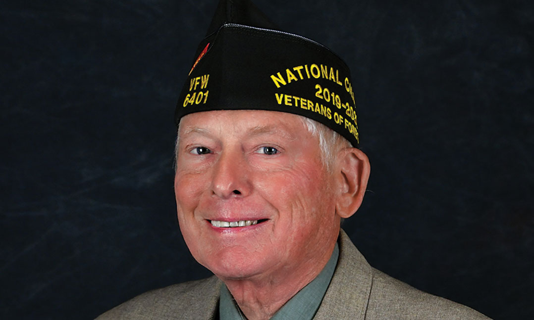 VFW National Chaplain Jenkins