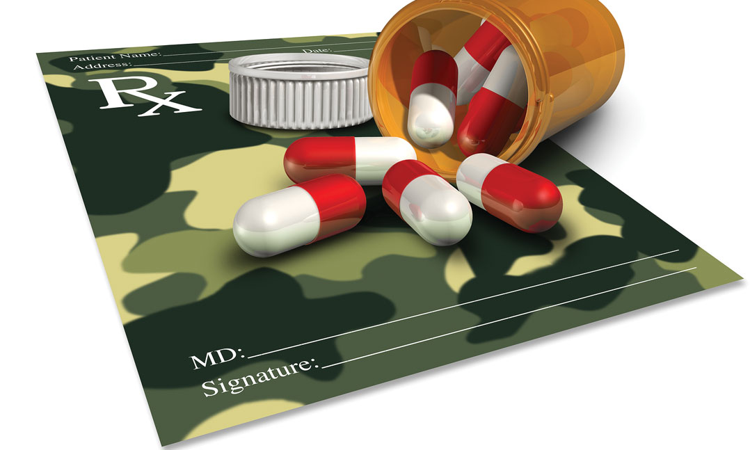 VA's Drug Abuse Stats Are Sobering