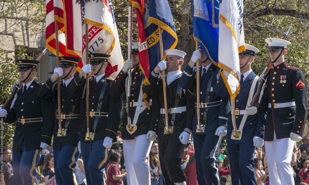 VFW Celebrates Armed Forces Day 2019