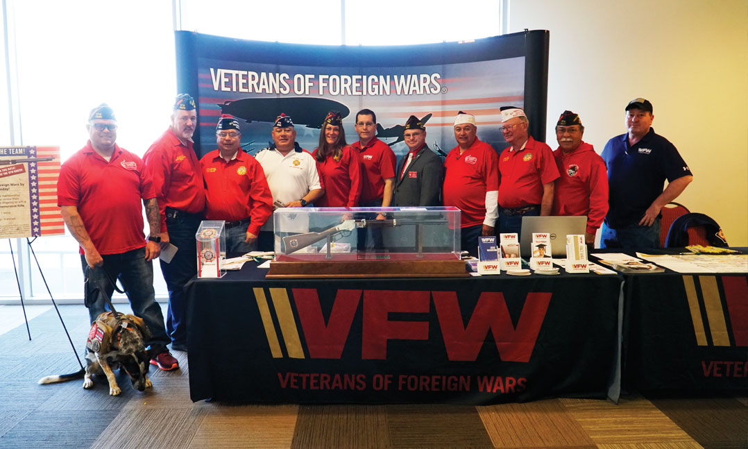 VFW Recruits in New Mexico