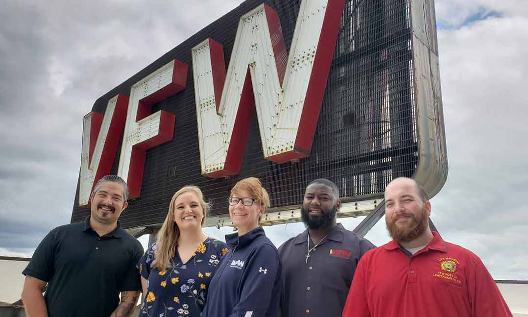VFW Membership Hits 100 Percent