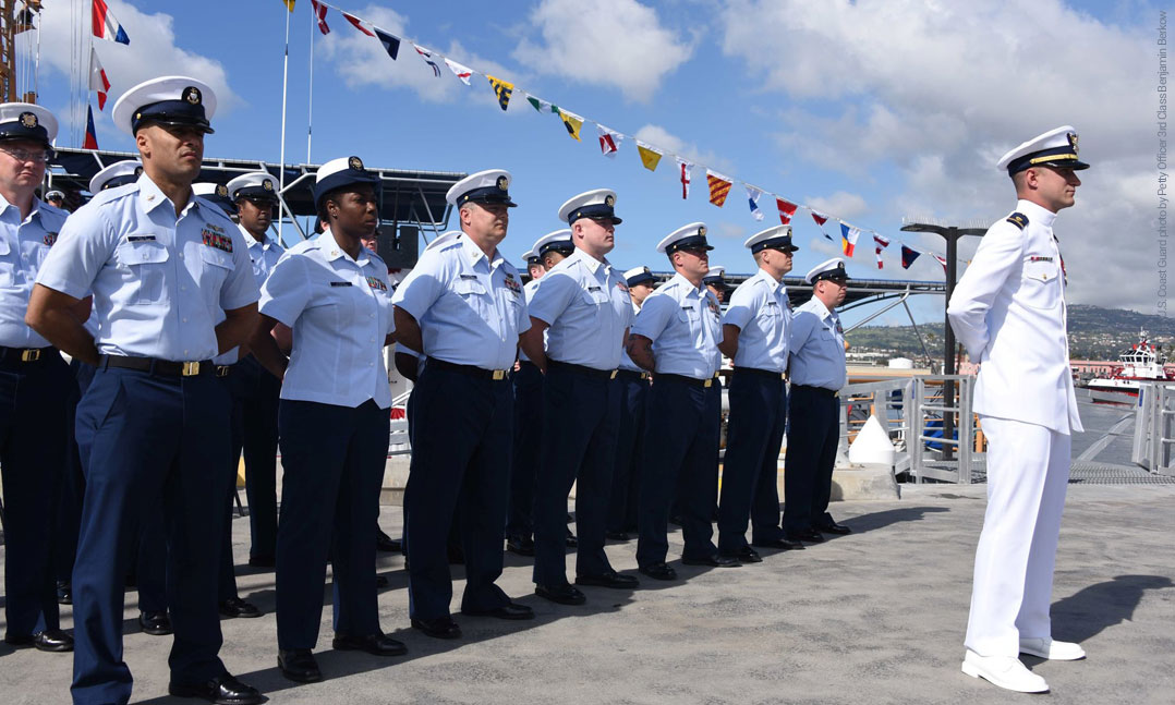 U.S. Coast Guard 229 Birthday 2019