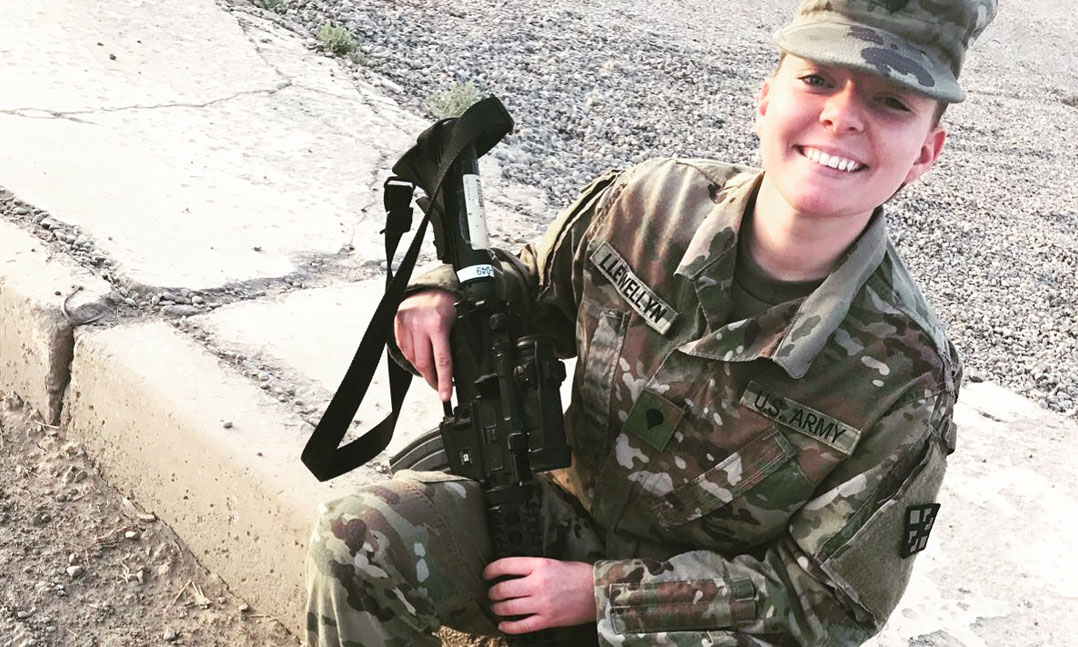 Veteran Seeks Federal Position with VFW Assistance