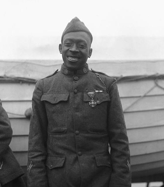Pvt Henry Johnson