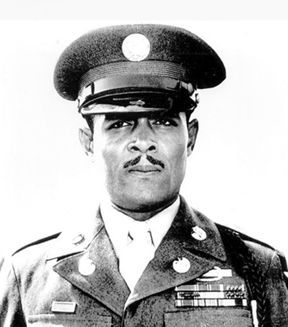 Staff Sgt Edward A Carter Jr