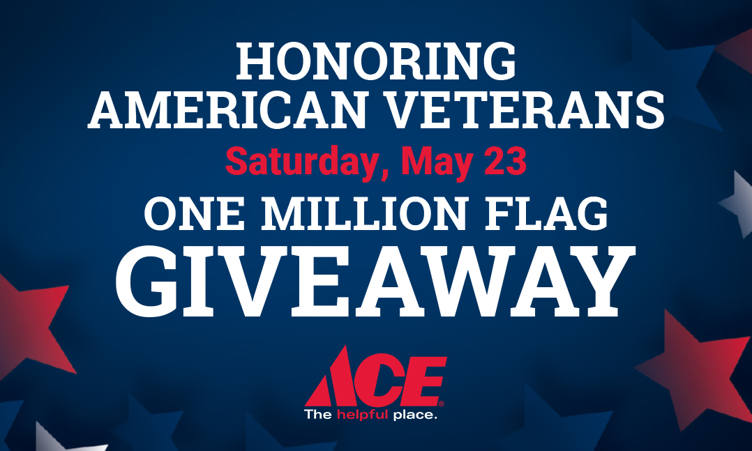 Ace and VFW Honor American Veterans this Memorial Day