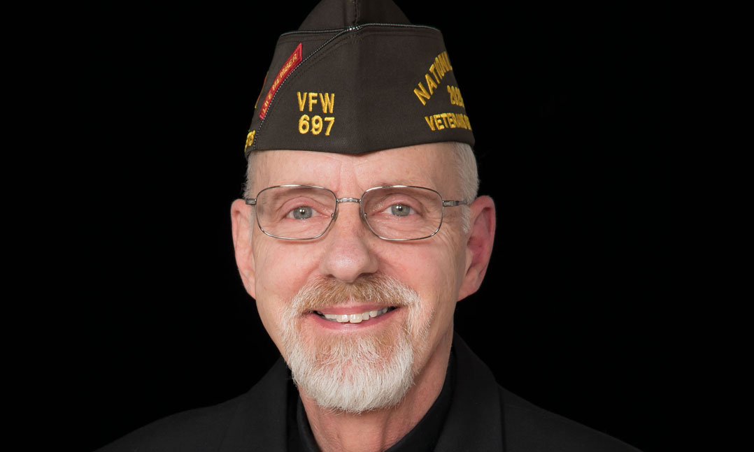 2020-21 VFW National Chaplain Joseph Gallick