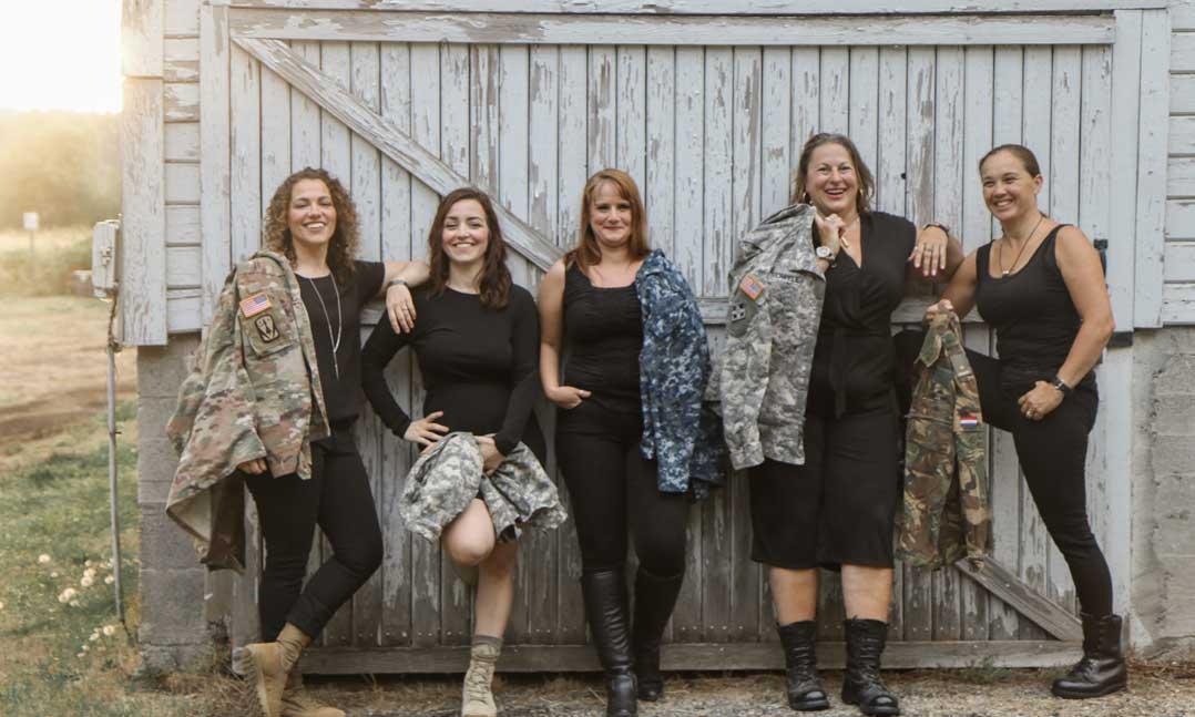 Freedom Sisters Media team
