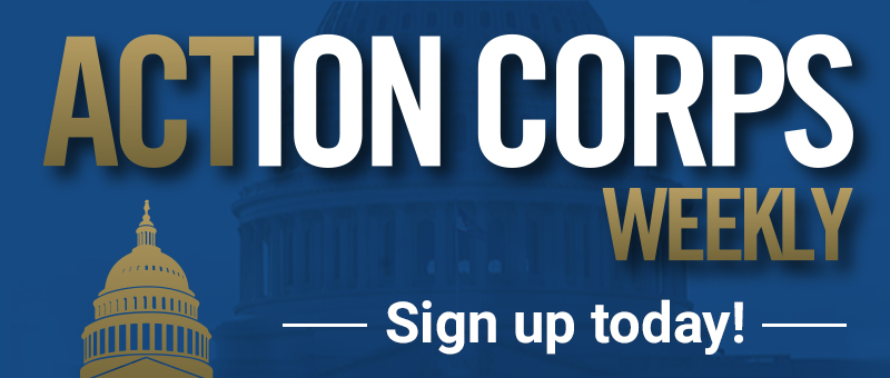 Sign up for the VFW Action Corps today