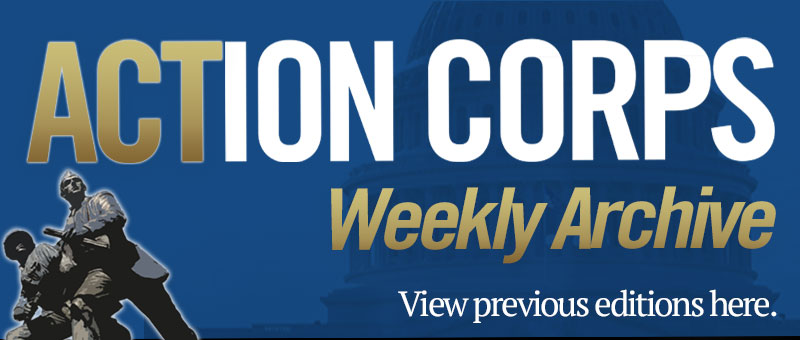 Access archives of the Action Corps Weekly e-newsletter