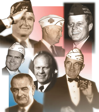 VFW Presidents Members