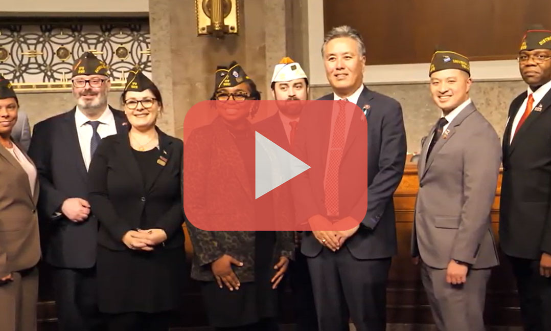 Learn more about the VFW-SVA Legislative Fellowship for student veterans
