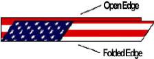 Folding Flag - 2
