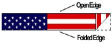 Folding Flag - Step 3