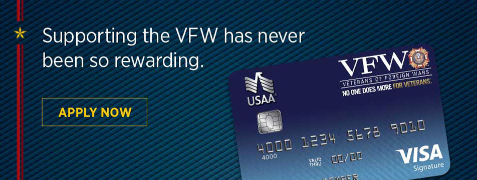 Apply for a USAA Credit Card today!