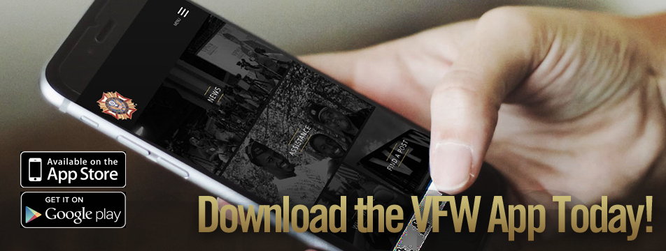 Download the VFW App today!