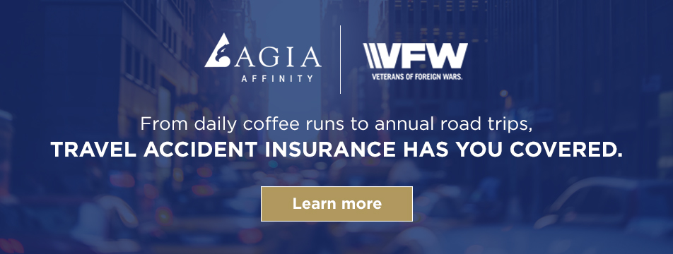 VFW Travel Accident Insurance