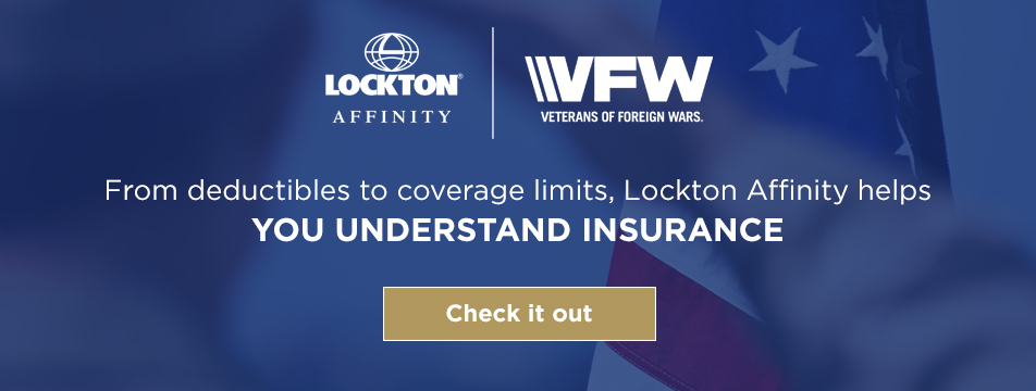 VFW and Lockton Insurance 101