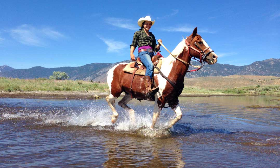 horseback ridding tour in Reno