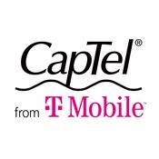 CapTel from T-Mobile Logo 2021
