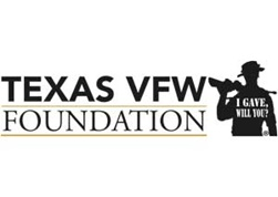 Texas VFW Foundation Logo 2021