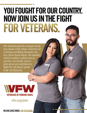 Fight for Veterans 1