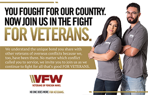 Fight for Veterans 1 Poster 11x17