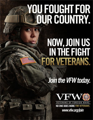 Women Veterans Ad