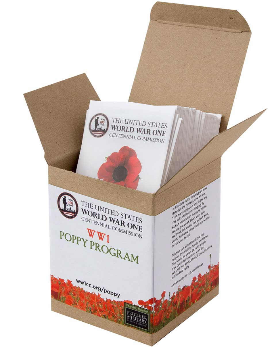 WWI Poppy Program