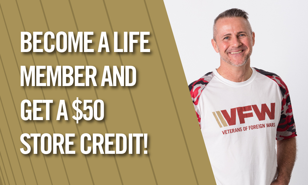 Life Membership Join Incentive