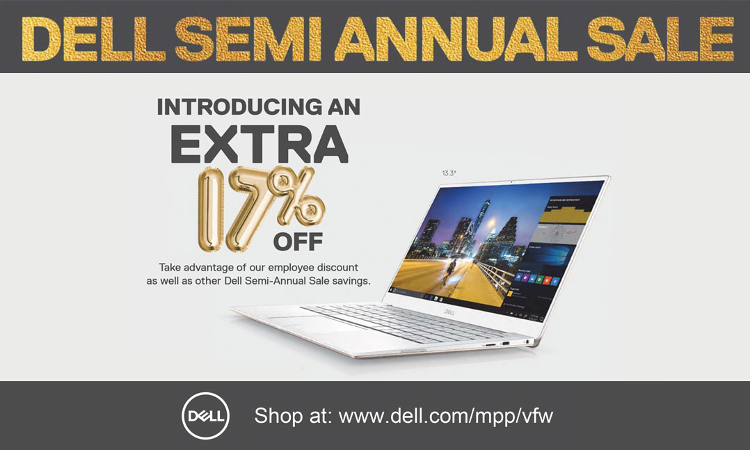 Dell Semi Annual March 2019 Sale